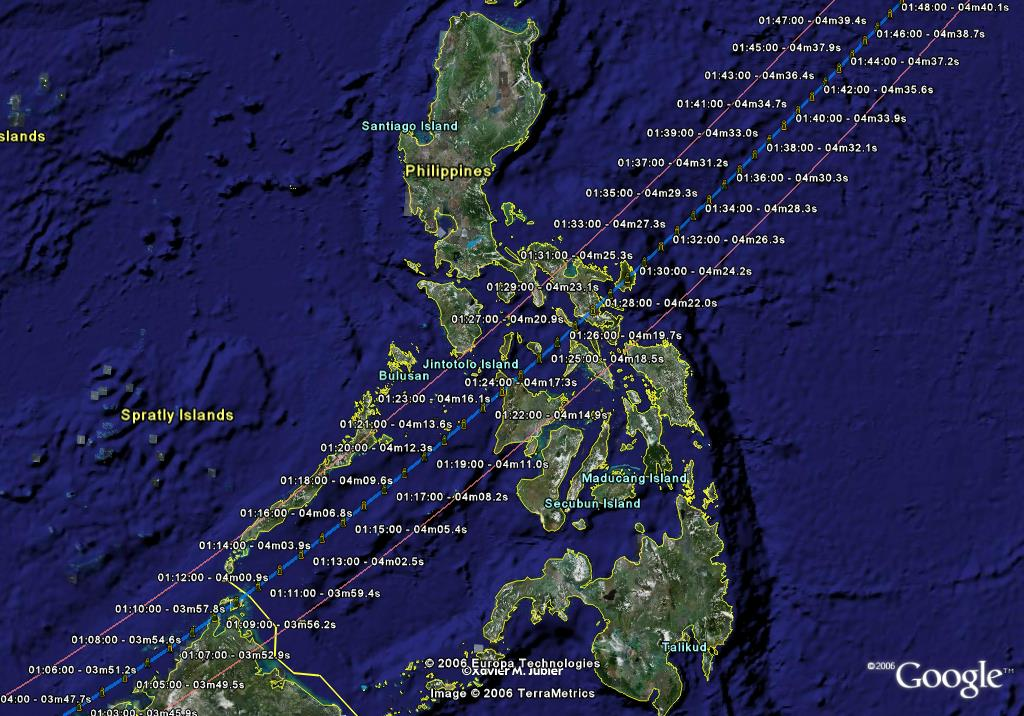 Google Earth Philippines / FrontPage